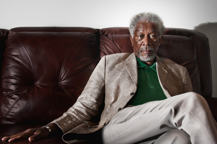 Best Morgan Freeman Portrait Ever