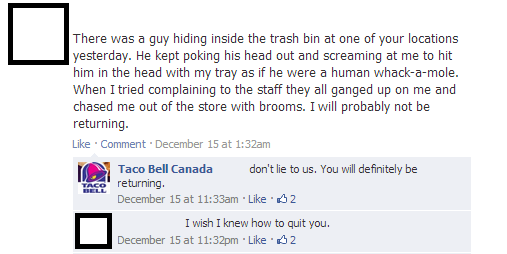 Oh Taco Bell Canada