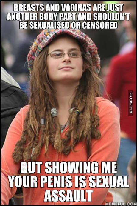 College Liberal Femenist