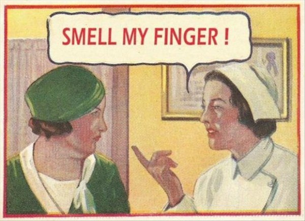 smell-my-finger