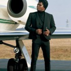 James Brown Looking Cool