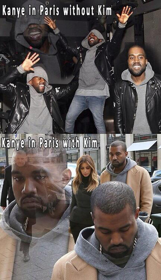 Kanye Just Wants To Have Fun