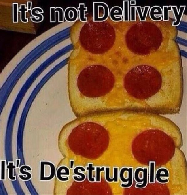 its-not-delivery