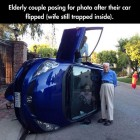 funny-car-crash-elderly-couple-posing
