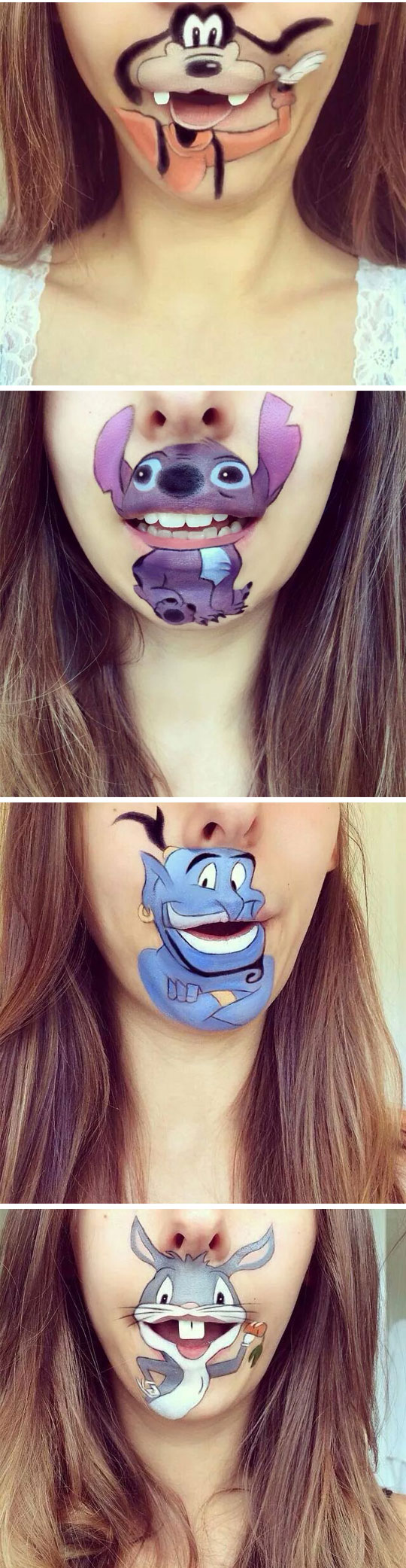 cool-makeup-art-lip-girl-characters