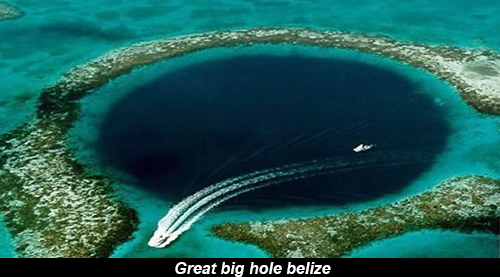 5 World Biggest Holes Created By Human and Nature 02