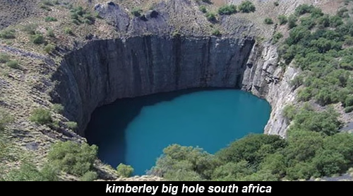 5 World Biggest Holes Created By Human and Nature 04