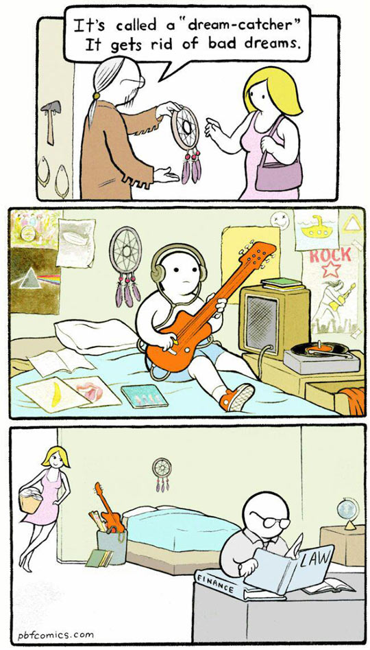 But Mom, I Want To Be A Musician
