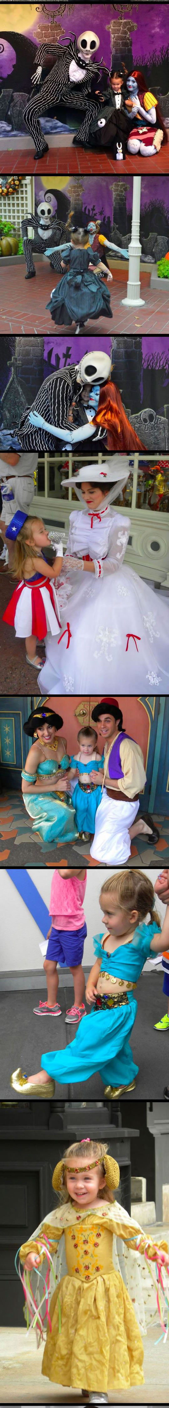 funny-little-girl-costume-dream-Disney