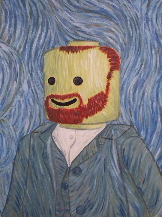 Le Gogh Is My Favorite Artist Of All Time