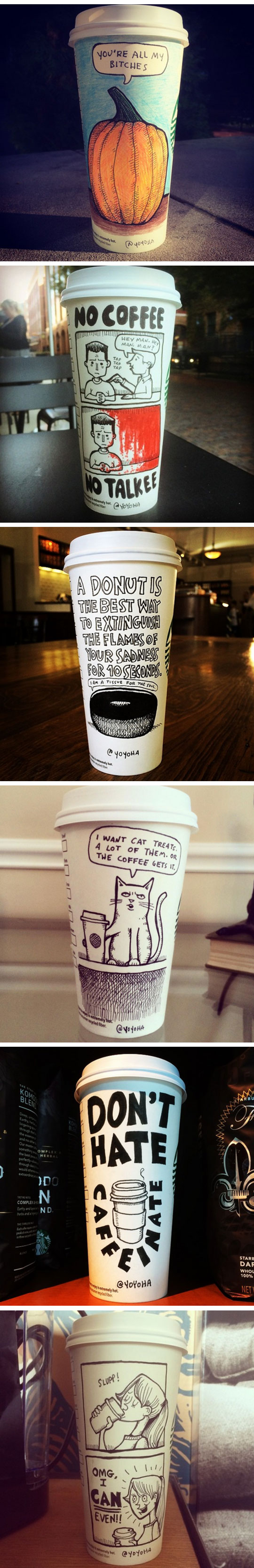 funny-coffee-cup-cartoon-Starbucks