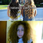 Beautiful Girls, With Curly Hair