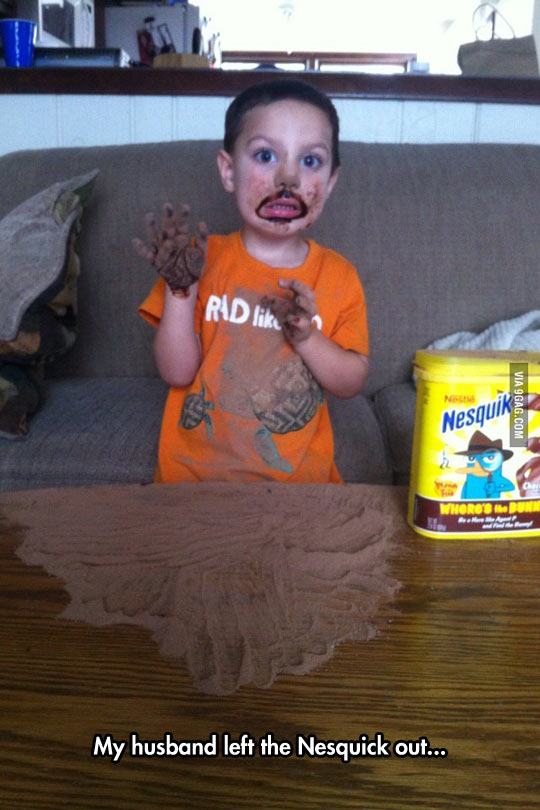 funny-kid-playing-cocoa-playing-Nesquik