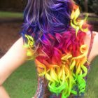 funny-hair-color-rainbow-girl