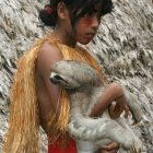 an-amazonian-girl-and-her-pet-sloth